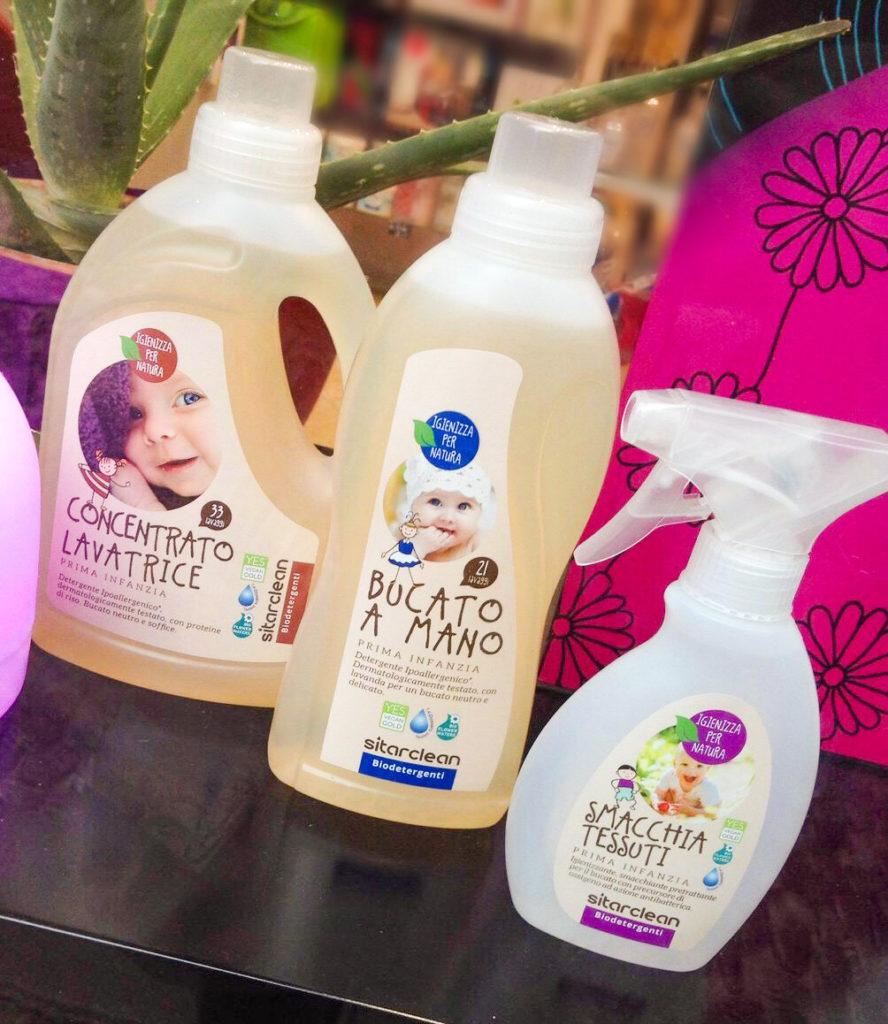 Restyling immagine Bio-detergenti